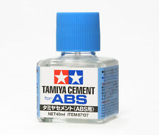 TAMIYA 87137 ABS Cement Glue 40ml For Plastic Model Kit
