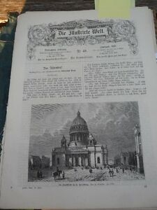 1867 St. Petersburg Jsaakskirche