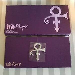 Urban Decay-PRINCE Lets Go Crazy Eyeshadow Palette Authentic Limited Edition
