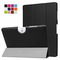 Set Cover+Schutzglas+Pen f. Acer Iconia One 10 B3-A40 B3-A42 Schutz Hülle Tasche
