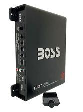 BOSS AUDIO R1100M Riot Serie Monoblock 1100 Watt Klasse A/B Verstärker