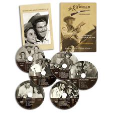 The Rifleman Collector Edition Season 4 (episodes 111 ‑ 142) DVD Box Set