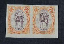 CKStamps: Somali Coast Stamps Collection Scott#45 Mint H OG Proof