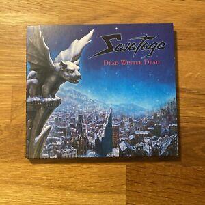 Dead Winter Dead (2011 Edition) von Savatage CD Digipack