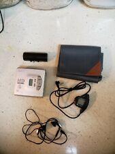 Sony walkman minidisc player Mz-e30 Japanese import htf great shape tested look