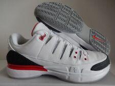 Nike Zoom Vapor RF Roger Federer X Aj3 Air Jordan 3 709998-106 Size 8 a6e7df9eadf4