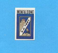 FIGURINA PANINI 1970/71 - MONFALCONE - SCUDETTO/BADGE -recuperato PERFETTO !
