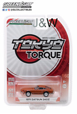 Greenlight Datsun 240Z 1971 Orange 29880 1/64