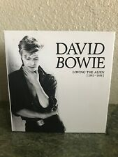 New! David Bowie LOVING THE ALIEN 1983-1988 11 Disc CD Box Set 2018 OOP