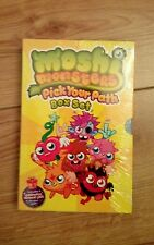 Stocking Filler Moshi Monsters Pick Your Path Box Set & Exclusive Virtual Gift