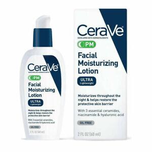 Cerave PM 2 fl. oz. Facial Moisturizing Lotion