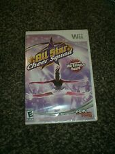 All Star Cheer Squad - Nintendo Wii Brand New! Free Shipping!