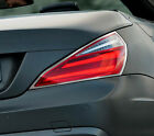 Chrome Tailight Trim Bezel Surrond Rim Cover For Mercedes Benz R231 SL-Class