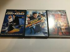 Agent Cody Banks 1-2, Thunderbirds DVD Lot