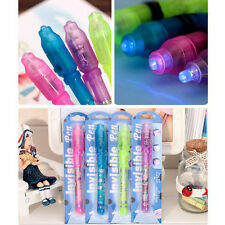 SS New Children Secret Message Pen Kids Party Bag Christmas Stocking Fillers Toy