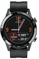 Tact Fitness Smart Watch ECG Heart Rate Blood Pressure Oxygen Monitor SpO2 IP68