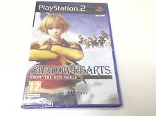 SHADOW HEARTS FROM THE NEW WORLD ..Envio Certificado..Paypal