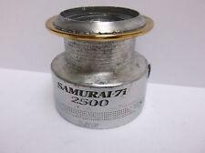 USED DAIWA SPINNING REEL PART - Samurai 7i 2500 - Spool Assembly