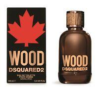 Dsquared2 WOOD for him men eau de toilette pour homme 100 ml 3.4 oz new sealed
