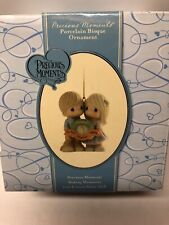 Our First Christmas Together Precious Moments Ornament Dated 2008 Nib