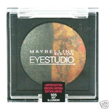 MAYBELLINE  EYE STUDIO BAKED EYE SHADOW DUO # IVY ILLUSION New & Sealed