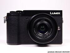 Panasonic Lumix DC-GX9 Kamera Kit Digitalkamera Set GX9 DSLM + 12-32mm Objektiv