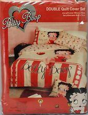 BETTY BOOP DOONA COVER SET DOUBLE