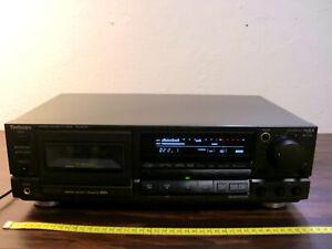 Technics Cassetten Deck RS-BX 727   3 Head  defect  Made in Japan