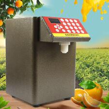 280W Bubble Tea Equipment Fructose Quantitative Machine Fructose Dispenser Tool