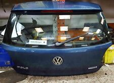 Volkswagen Polo 6C 2014-2017 Rear Tailgate Boot Blue LD5L