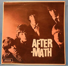 ROLLING STONES AFTERMATH  LP 1966 RE '70 UK FFSS DECCA GREAT COND! VG+/VG+!!A