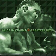 Greatest Hits Alice in Chains CD Alternative Hard Rock Grunge Them Bones Rooster