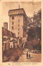 LOURDES - El Castillo fuerte - la mazmorra