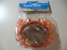 Crab Swimming Mask for ages 4+, Brand New & Sealed