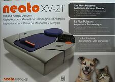 NEATO XV-21 Pet & Allergy Automatic Vacuum Cleaner... NEW!