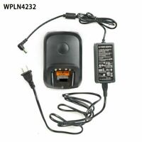 Quick Charger for Motorola XPR6500 XPR6550 XPR6580 2Way Radio