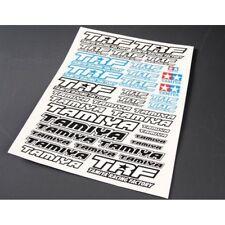 Tamiya MM024 TRF Logo Sticker Set