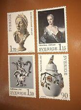 Sweden 1979 Art Pot.beautiful Set