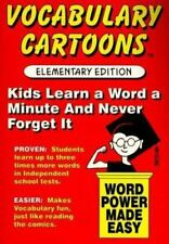 Vocabulary Cartoons: Word Power Made Easy: By Sam Burchers, Bryan Burchers, M...