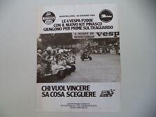 advertising Pubblicità 1982 GRUPPI PINASCO e VESPA P 200 E