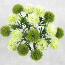 Dandelion Artificial Plastic Flowers Home Wedding Party Hotel Floral Decor Lot