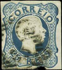 Portugal Scott #6 Used  Type II