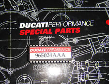 Ducati 748R 748 R ECU Eprom,Puce pour Ouvert Echappement 965024AAA seat