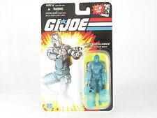 GI Joe 25th Anniversary Wraith Clear Variant Action Figure MOSC Sealed New