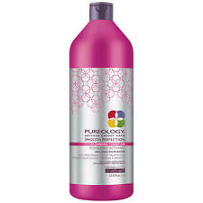 PUREOLOGY SERIOUS COLOUR CARE SMOOTH PERFECTION HAIR CONDITIONER 33.8 OZ / LITER