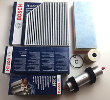Bosch Ölfilter Luftfilter Aktivkohlefilter Kraftstof. A4 B8 A5 8T Q5 8R 2.0 TDI