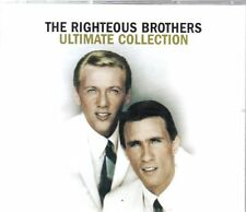 THE RIGHTEOUS BROTHERS - ULTIMATE COLLECTION 2CD SET FATBOX VGC 38 TRACKS