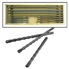 11PC SDS PLUS CONCRETE MASONARY BRICK DRILL BIT SET Rotary Hammer Power Tools