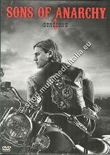 SONS OF ANARCHY STAGIONE 1 - COFANETTO 4 DVD NUOVO!