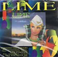 Lime - Unexpected Lovers - Maxi CD NEU - Gold Digger - Say You Love Me